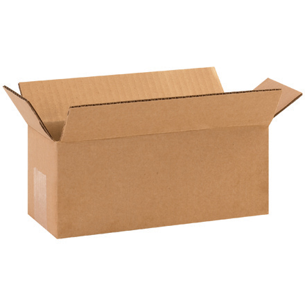 "10 x 4 x 4"" Long Corrugated Boxes"