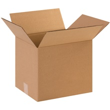 "12 x 10 x 10"" Corrugated Boxes"