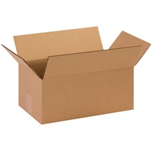 "14 x 8 x 6"" Corrugated Boxes"