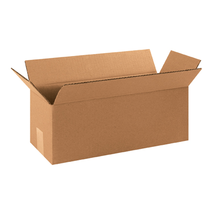 "16"" x 6"" x 6"" Long Corrugated Boxes"
