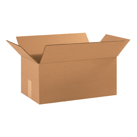 "18 x 10 x 8"" Corrugated Boxes"