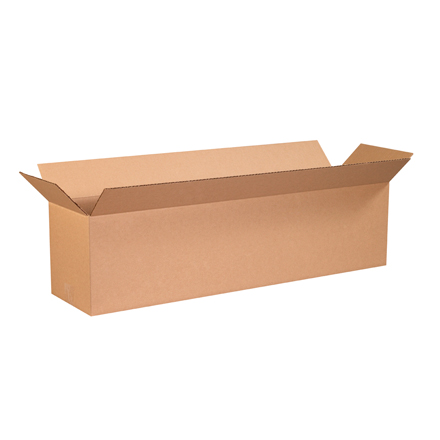 "32 x 8 x 8"" Long Corrugated Boxes"