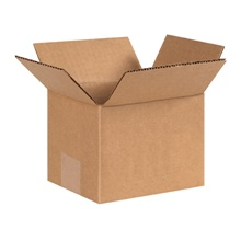 "6 x 5 x 4"" Corrugated Boxes"