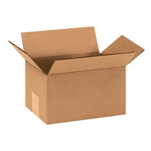"9 x 6 x 5"" Corrugated Boxes"