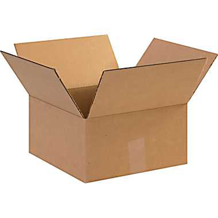 12&quot; x 12&quot; x 6&quot; Staples<span class='rtm'>®</span> Corrugated Shipping Boxes